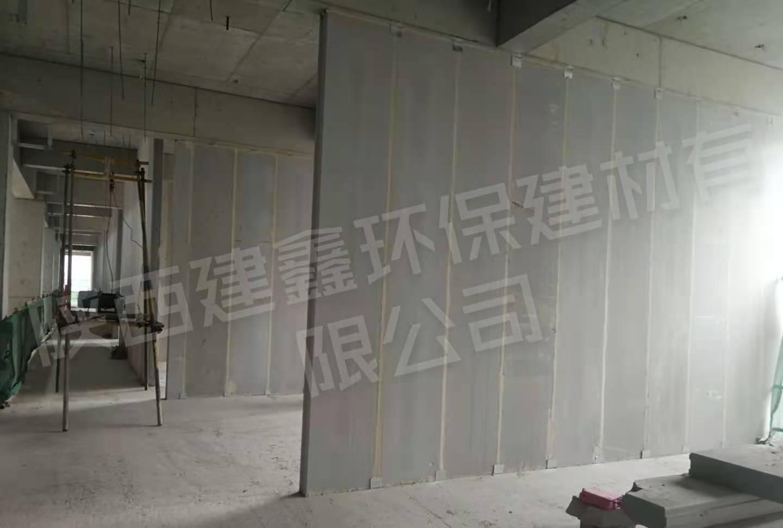 ALC蒸压加气混凝土隔墙板——甘肃轻质隔墙厂家