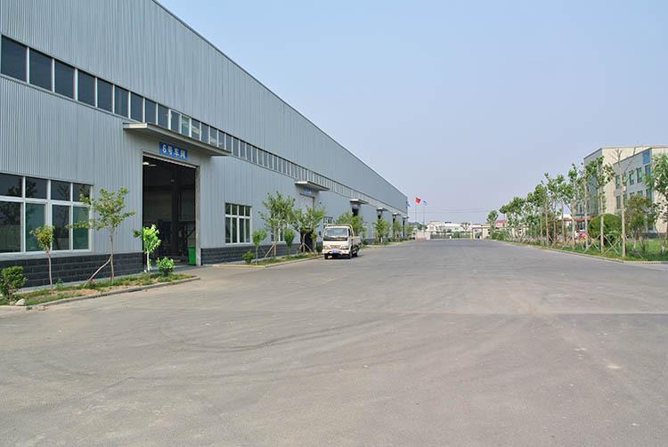 升降机生产厂房