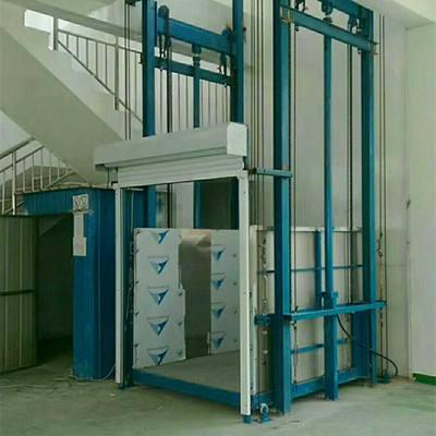 液壓升降機貨梯與簡易貨梯的區別