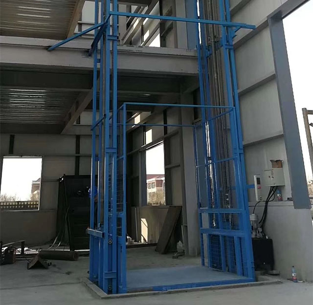 升降機簡述液壓升降貨梯的升降速度受什么影響