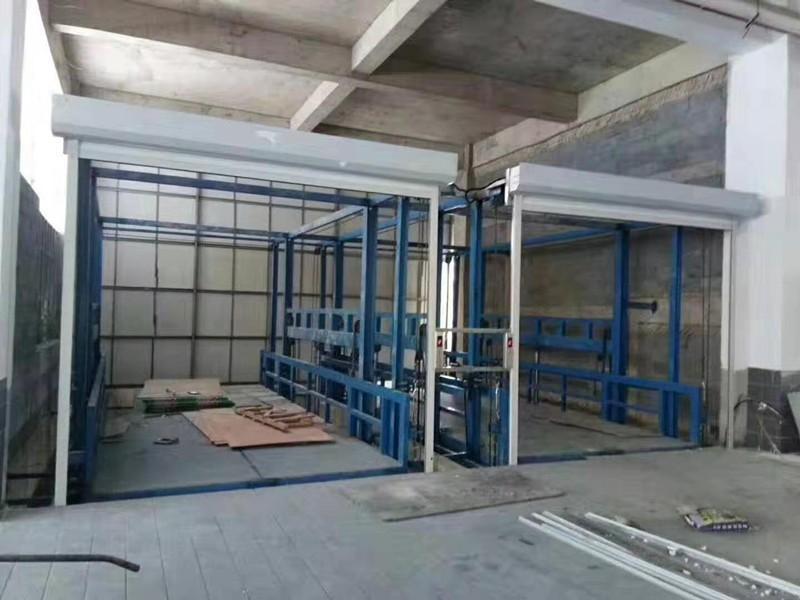 货梯升降机生产厂家_升降货梯 可按需定制