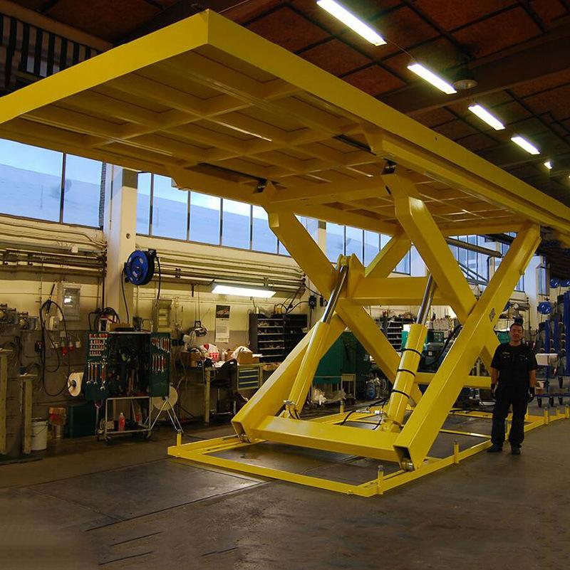 液壓升降貨梯的國家標準是什么?