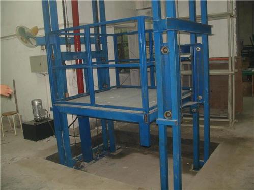 液壓升降機的產品優勢和安裝現場優勢