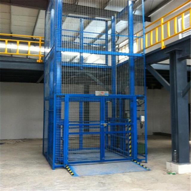 升降货梯怎样根据参数来选择?如何运输和卸货?