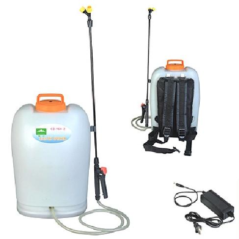 背负式电动喷雾器
