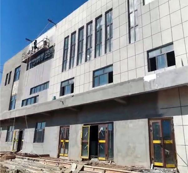 河南乳胶漆案例:郑州·中牟好万家商场
