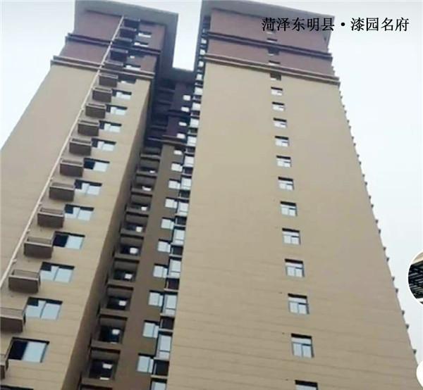 菏泽东明县·漆园名府案例