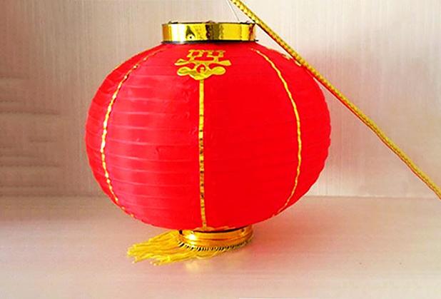 四川拉丝灯笼