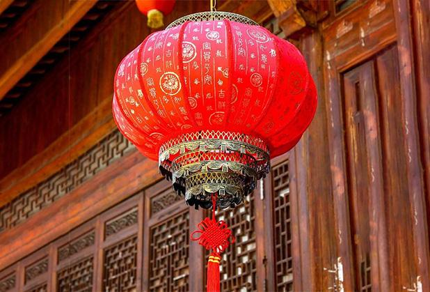 四川羊皮灯笼