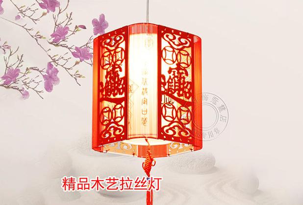 四川定制拉丝灯笼