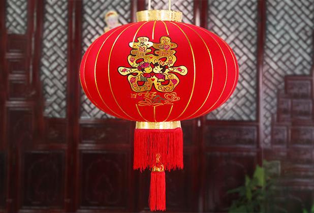 四川植绒灯笼