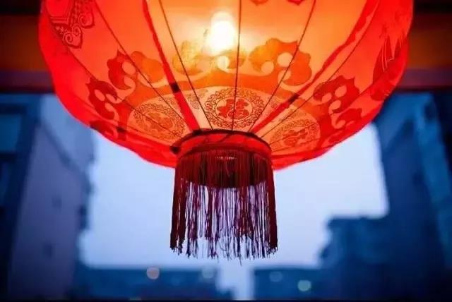 中式灯笼,带你回味中国年!