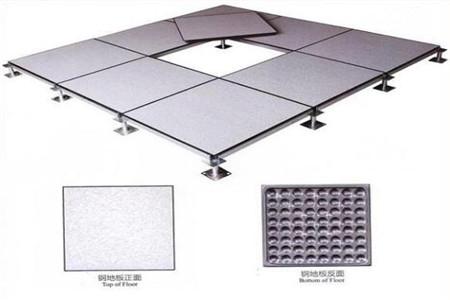 抗静电地板生产