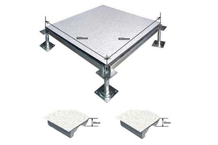 铝质防静电地板