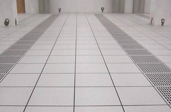 防静电地板与网络地板
