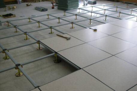 你不知道的防静电地板安装验收方案