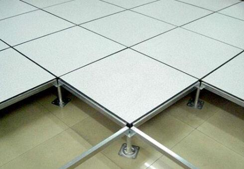 机房防静电地板的优点