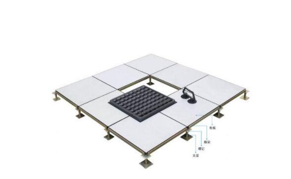 如何选择pvc防静电地板