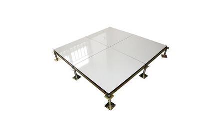 防静电陶瓷地板如何施工