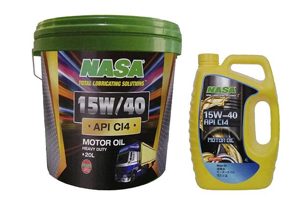 成都润滑油厂家-NASA 15W-40