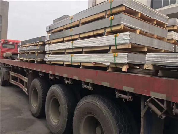 郑州不锈钢板批发案例