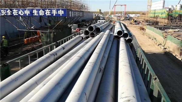郑州不锈钢管价格