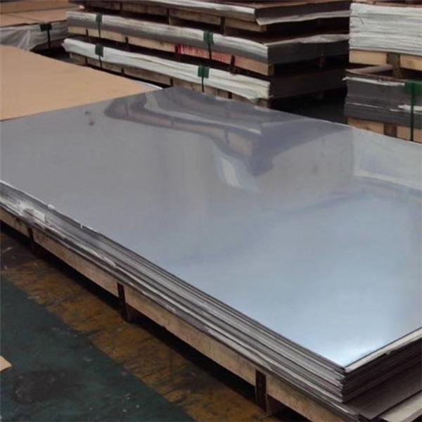 如果郑州不锈钢板出现白化的现象应该怎么去处理?