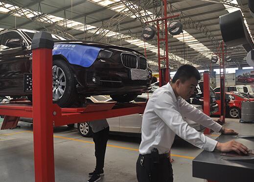 兰州汽车维修厂家认为车漆才是重要的养护手段