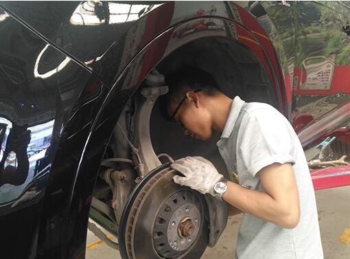 汽车保养分两种,大保养的情况下要做的工作项目有多少?