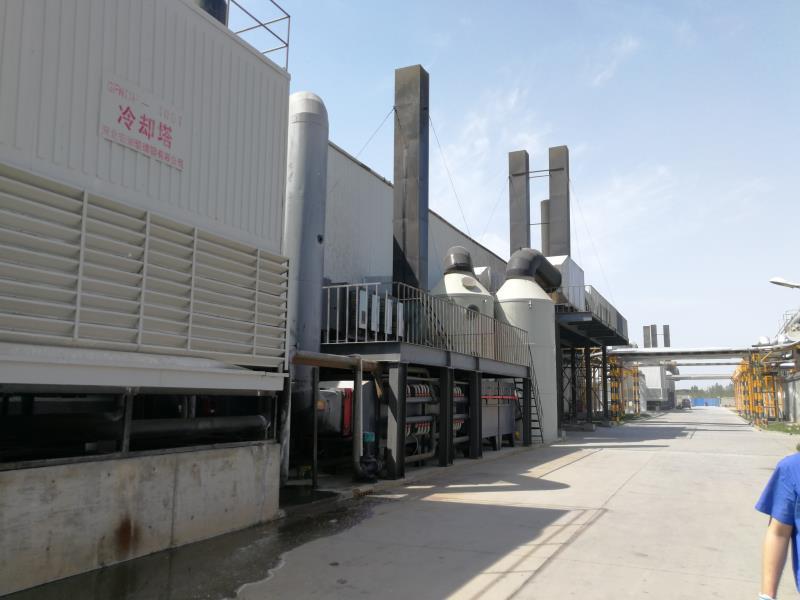 VOC印刷废气处理工程
