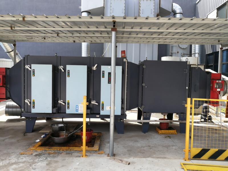 高能等离子废气治设备 voc废气处理设备 废气处理设备工程
