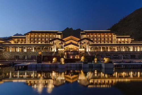 忻州五台山万豪酒店(五星)