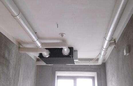 厨房新风系统安装