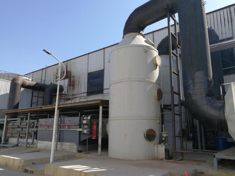 专业定制设备 废气处理设备 光氧催化废气 voc废气处理工程