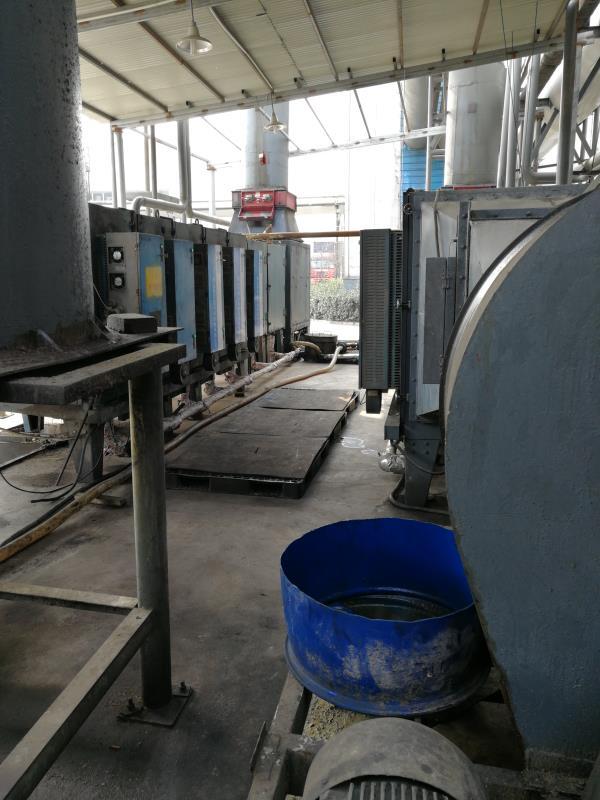 uv臭氧净化设备voc废气处理工程