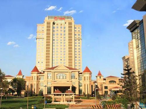 太原花园国际大酒店(五星)