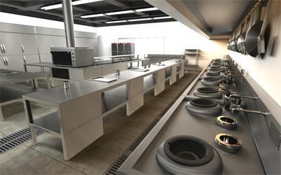 食堂厨房设备施工方案介绍