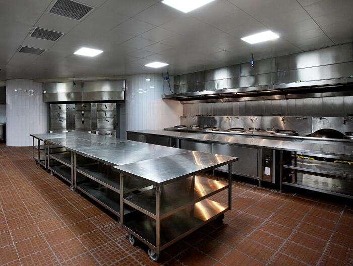 商用厨房设备工程