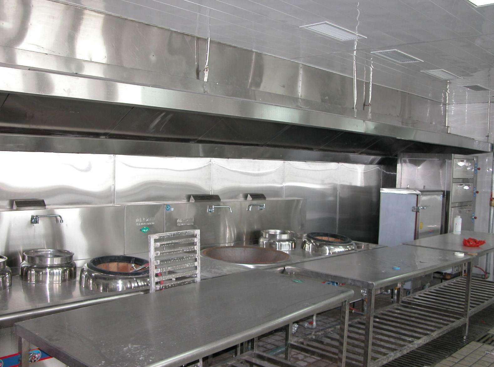 中央厨房设备工程