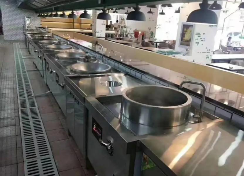 大型食堂厨房设备工程是如何报价的?