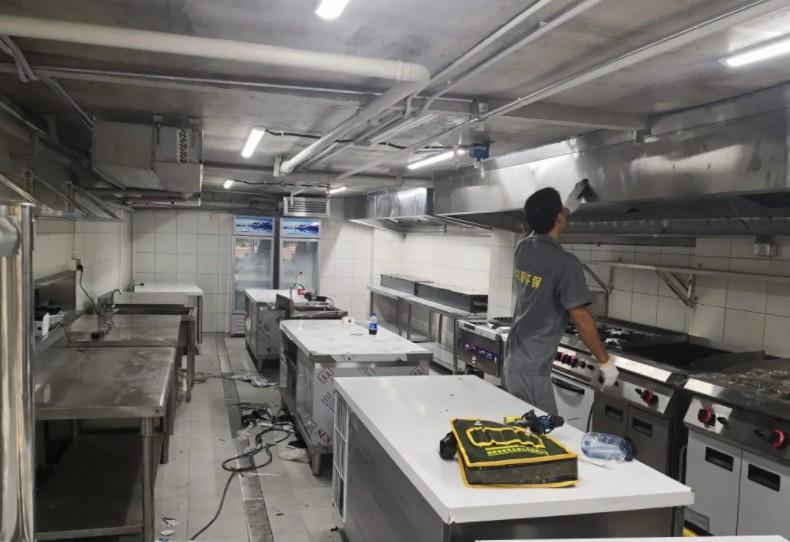 商用厨房设备生产施工工艺介绍