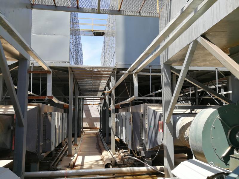 VOC废气处理工程设备 催化燃烧VOC处理设备