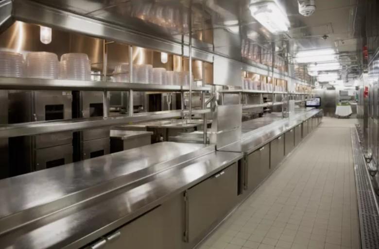 六大标准帮你选择商用厨房工程中的厨房设备