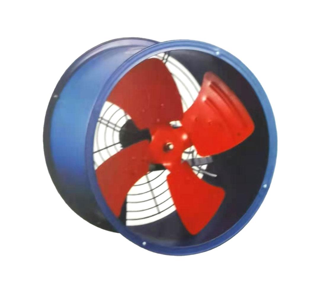 EG系列轴流式通风机