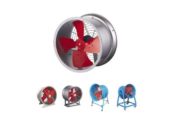 轴流风机的日常的正常运行和维护3个技巧