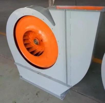 高压离心风机主要部件的结构特征