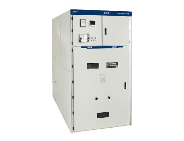 高低压配电柜由哪些组成?