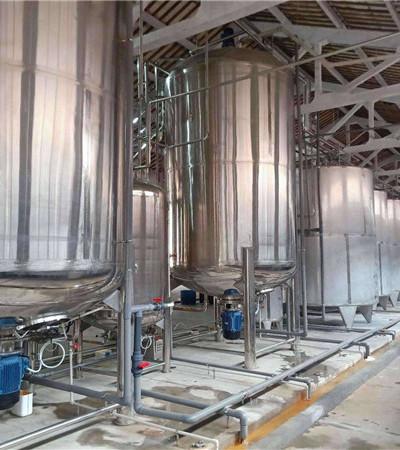 河南酿醋设备案例