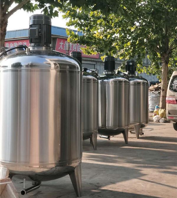 河南酿醋设备安装