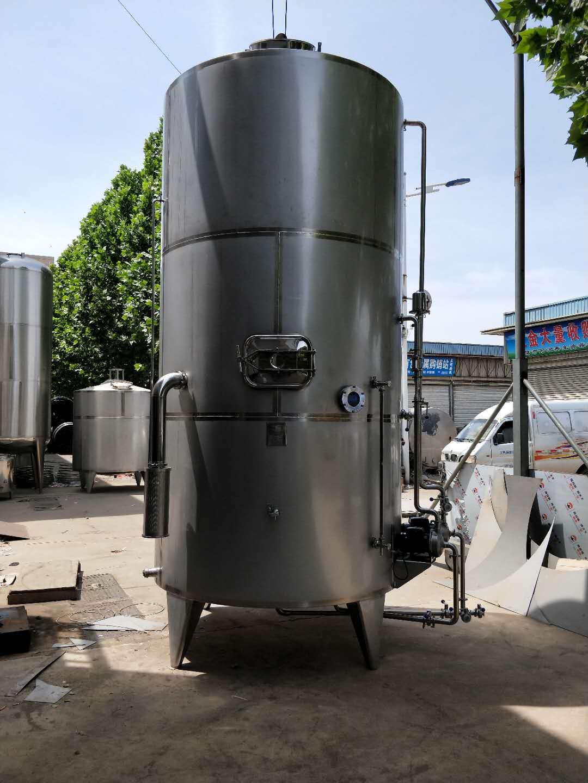 有机肥发酵罐设备各部分结构说明